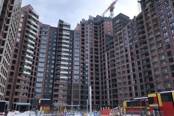 Какие квартиры искали в новостройках Нижнего Новгорода интернет-пользователи в 2018 году?
