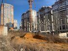 ЖК Горизонт - ход строительства, фото 103, Ноябрь 2019