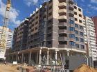 ЖК Приоритет - ход строительства, фото 32, Август 2020