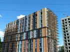 Ход строительства дома №4 в ЖК Октава - фото 3, Август 2017