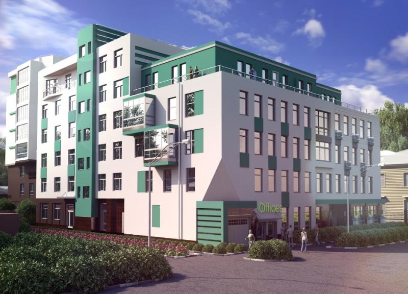 Дом №1 в ЖК Премиум - фото 2