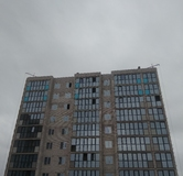 Ход строительства дома № 1 в ЖК Сити-Парк -